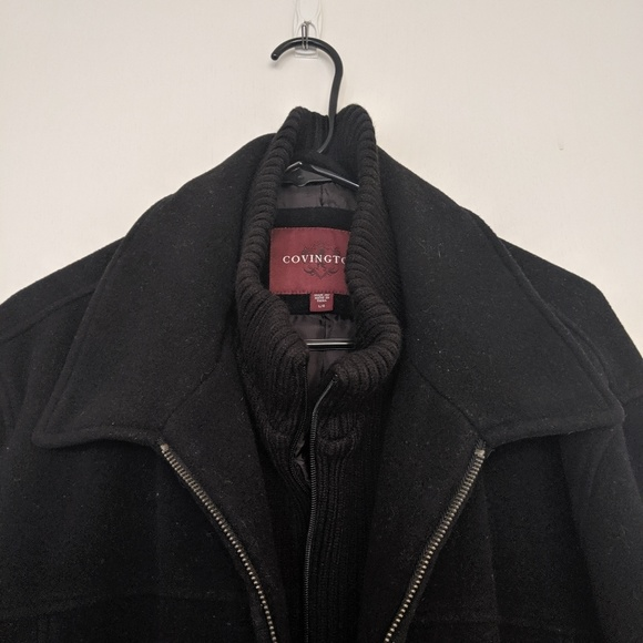 Covington Other - Covington Wool Blend Coat
